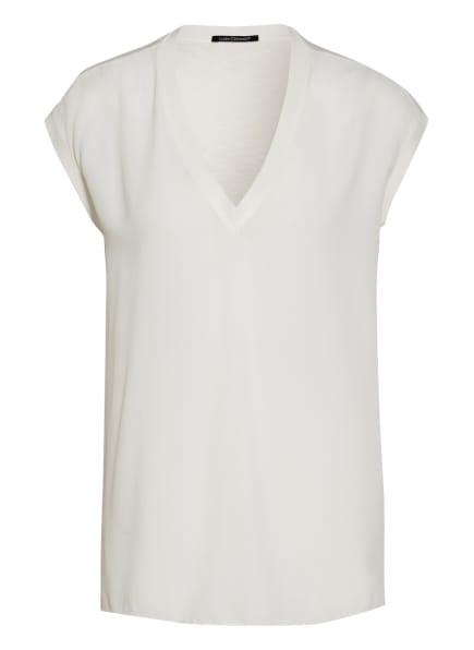 LUISA CERANO Blusenshirt mit Seide, Farbe: CREME (Bild 1)