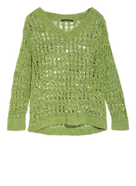 LUISA CERANO Pullover , Farbe: HELLGRÜN (Bild 1)