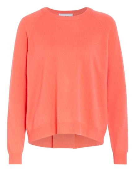 SEM PER LEI Cashmere-Pullover, Farbe: HELLROT (Bild 1)
