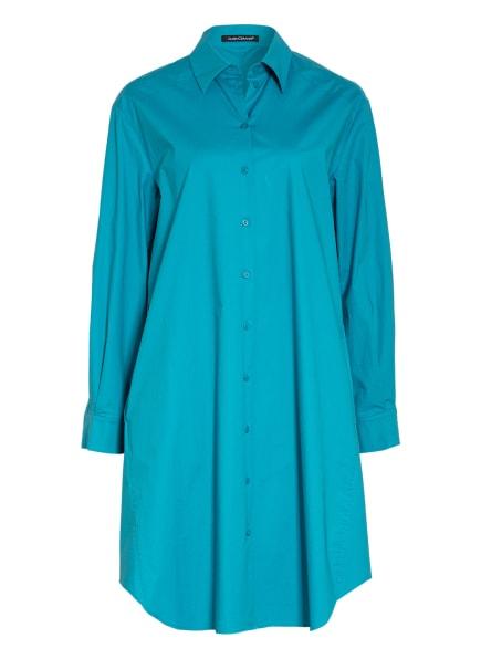 LUISA CERANO Hemdblusenkleid, Farbe: TÜRKIS (Bild 1)