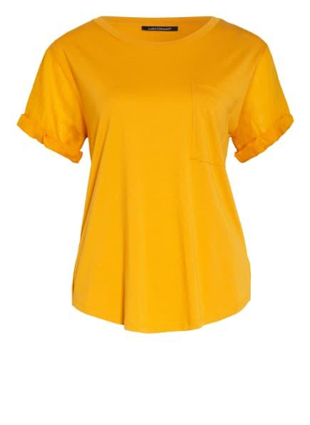 LUISA CERANO T-Shirt, Farbe: DUNKELGELB (Bild 1)