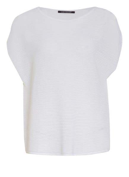 LUISA CERANO Strickshirt, Farbe: WEISS (Bild 1)
