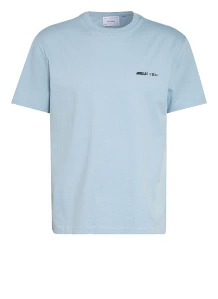 AXEL ARIGATO T-Shirt, Farbe: HELLBLAU (Bild 1)