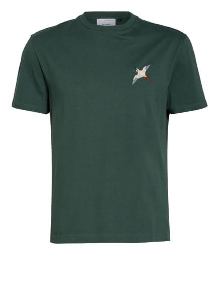 AXEL ARIGATO T-Shirt, Farbe: DUNKELGRÜN (Bild 1)