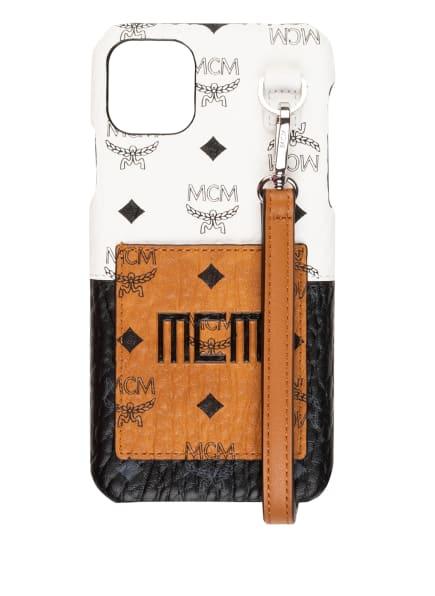 MCM Smartphone-Hülle, Farbe: COGNAC (Bild 1)