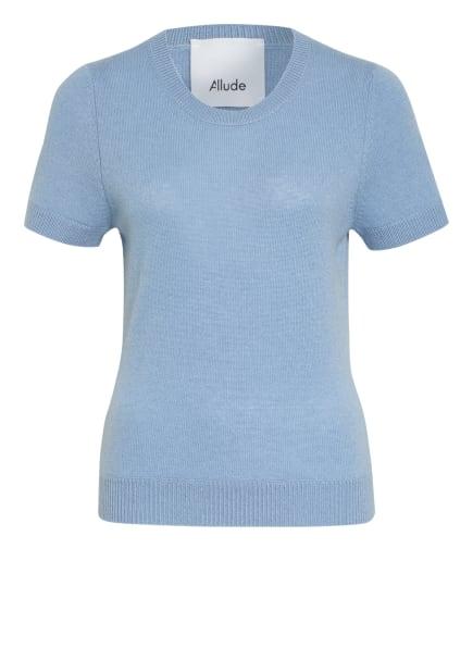 ALLUDE Strickshirt aus Cashmere, Farbe: HELLBLAU (Bild 1)