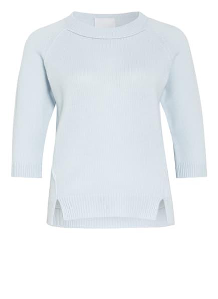 ALLUDE Pullover mit Cashmere, Farbe: HELLBLAU (Bild 1)