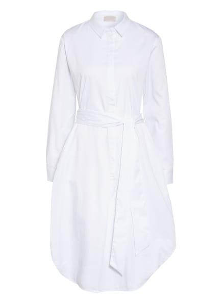 Mrs & HUGS Hemdblusenkleid , Farbe: WEISS (Bild 1)