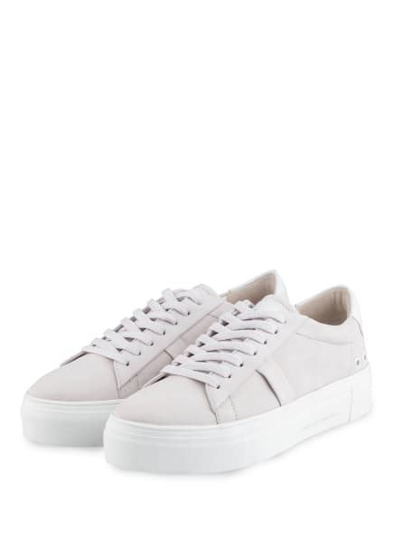 KENNEL & SCHMENGER Plateau-Sneaker BIG, Farbe: HELLGRAU (Bild 1)