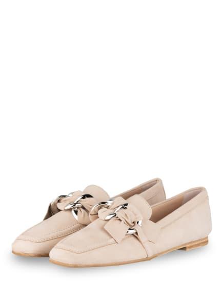 KENNEL & SCHMENGER Loafer, Farbe: BEIGE (Bild 1)