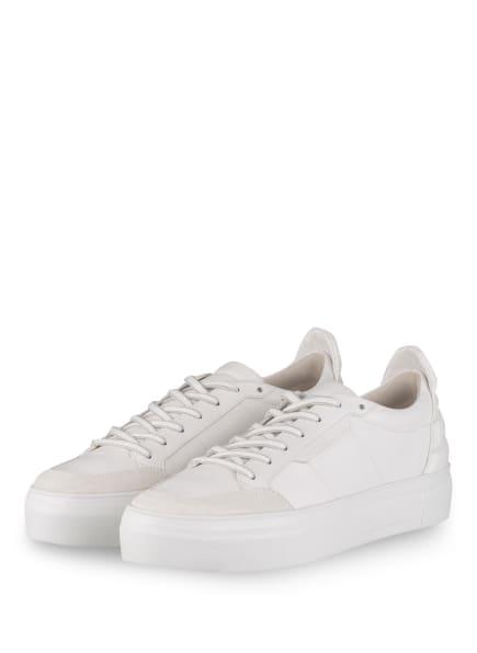 KENNEL & SCHMENGER Plateau-Sneaker BIG , Farbe: WEISS (Bild 1)