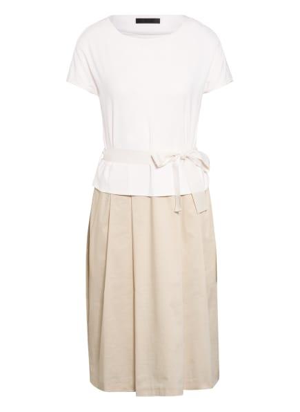 FFC Kleid im Materialmix, Farbe: NUDE/ BEIGE (Bild 1)