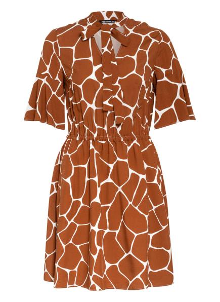 PENNYBLACK Kleid MICOL, Farbe: BRAUN/ WEISS (Bild 1)