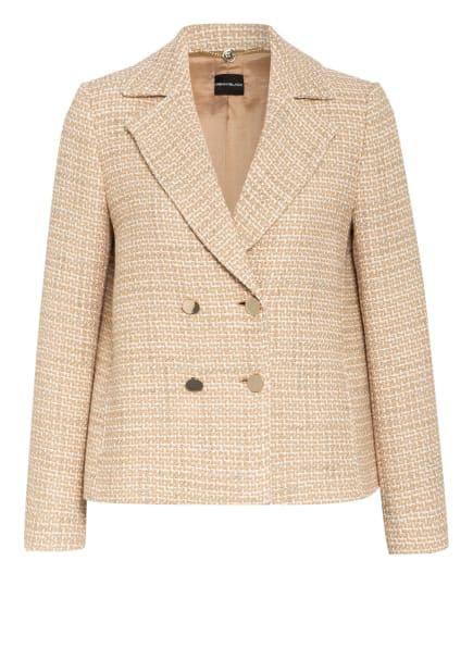 PENNYBLACK Tweed-Blazer LATTINA mit Glitzergarn, Farbe: BEIGE/ ECRU (Bild 1)