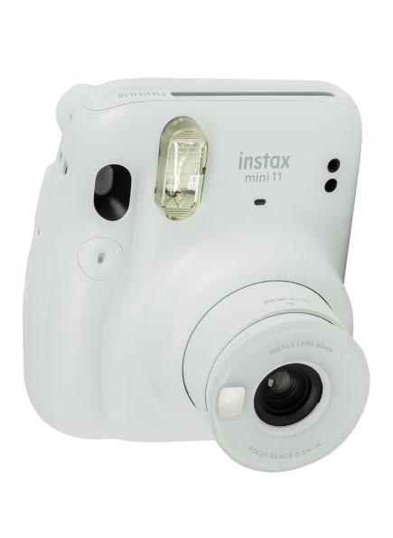 FUJIFILM Sofortbildkamera INSTAX MINI 11, Farbe: WEISS (Bild 1)