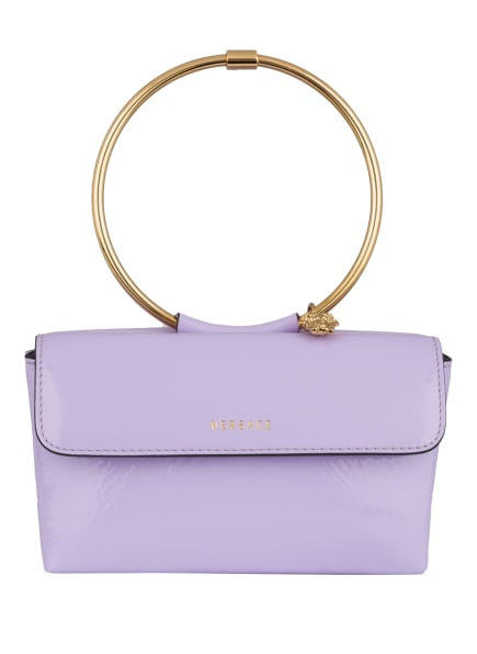 VERSACE Handtasche, Farbe: HELLLILA/ GOLD (Bild 1)