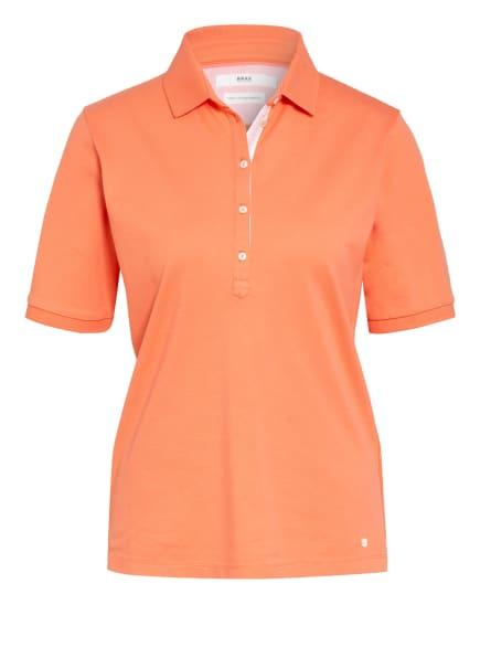 BRAX Piqué-Poloshirt CLEO, Farbe: LACHS (Bild 1)