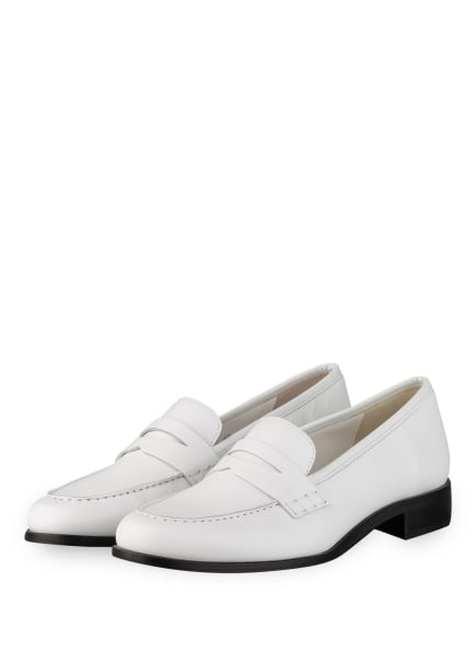 Högl Penny-Loafer BOWIE, Farbe: WEISS (Bild 1)