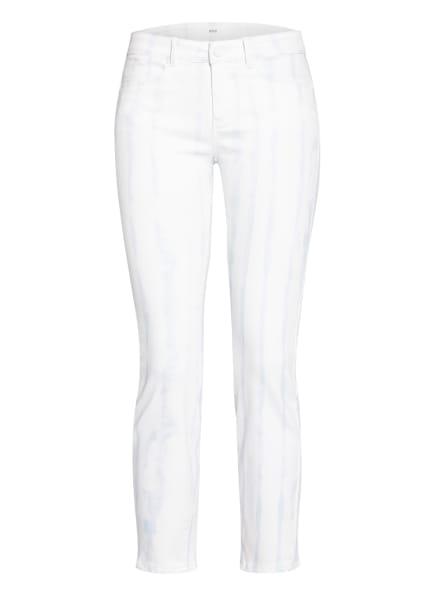 BRAX 7/8-Skinny Jeans ANA.S, Farbe: 29 clean tie dye light blue (Bild 1)