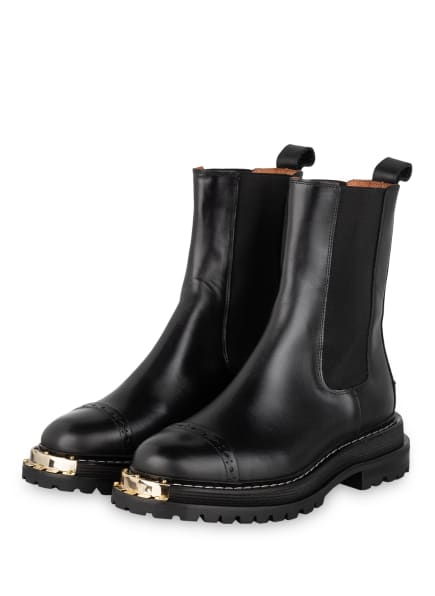 sandro Chelsea-Boots , Farbe: SCHWARZ (Bild 1)
