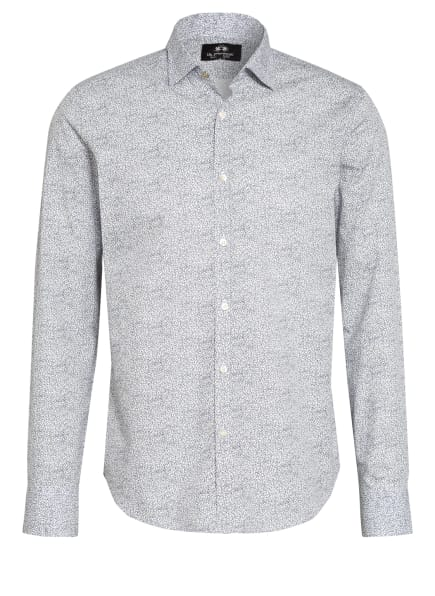 LA MARTINA Hemd Slim Fit, Farbe: WEISS/ SCHWARZ (Bild 1)
