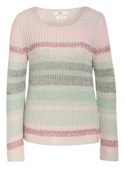 BRAX Pullover LISA, Farbe: HELLROSA/ MINT (Bild 1)