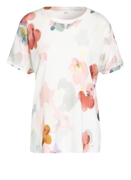 BRAX T-Shirt CAELEN, Farbe: WEISS/ LACHS/ KHAKI (Bild 1)