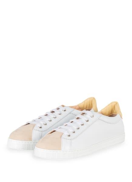 AGL ATTILIO GIUSTI LEOMBRUNI Sneaker SADE, Farbe: WEISS (Bild 1)