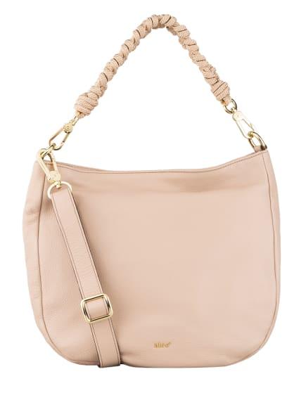 abro Hobo-Bag LOTA SMALL, Farbe: ROSÉ (Bild 1)