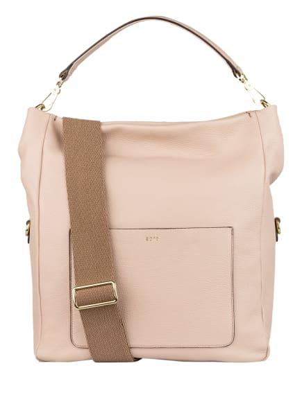abro Hobo-Bag ALCINA, Farbe: NUDE (Bild 1)