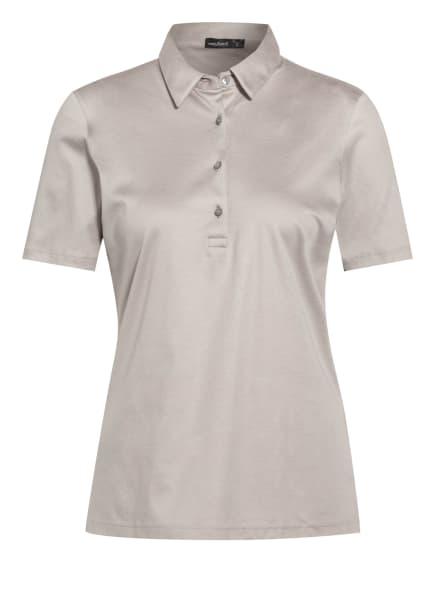 van Laack Jersey-Poloshirt MIRJA, Farbe: TAUPE (Bild 1)