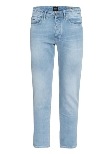 BOSS Jeans TABER Tapered Fit, Farbe: 438 BRIGHT BLUE (Bild 1)