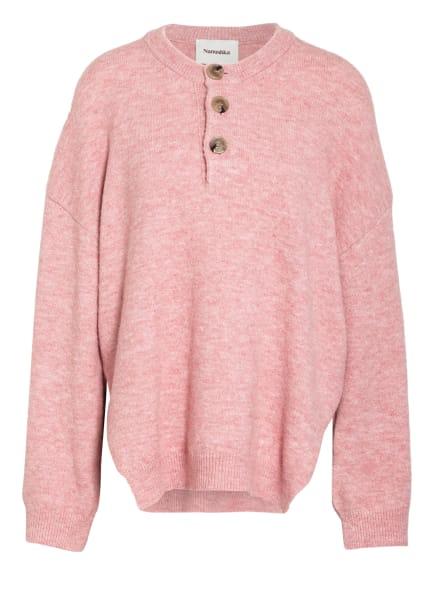 Nanushka Pullover, Farbe: ROSÉ (Bild 1)