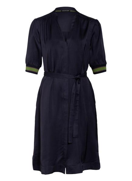 twenty six peers Hemdblusenkleid mit 3/4-Arm, Farbe: DUNKELBLAU (Bild 1)