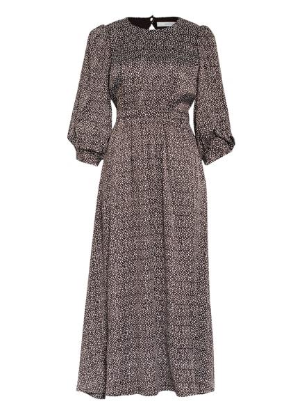 GESTUZ Kleid ILA mit 3/4-Arm, Farbe: SCHWARZ/ WEISS (Bild 1)