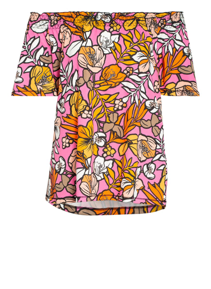 MARC CAIN T-Shirt, Farbe: 259 shocking pink (Bild 1)