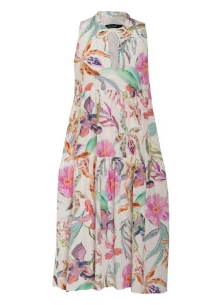 MARC CAIN Kleid mit Seide, Farbe: 702 cosmea (Bild 1)
