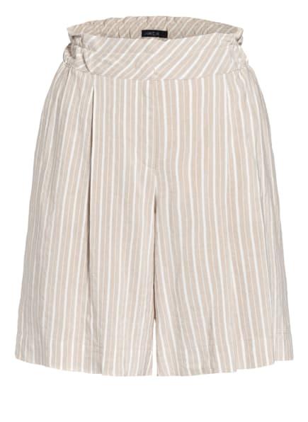 MARC CAIN Shorts mit Glitzergarn, Farbe: 613 baileys (Bild 1)