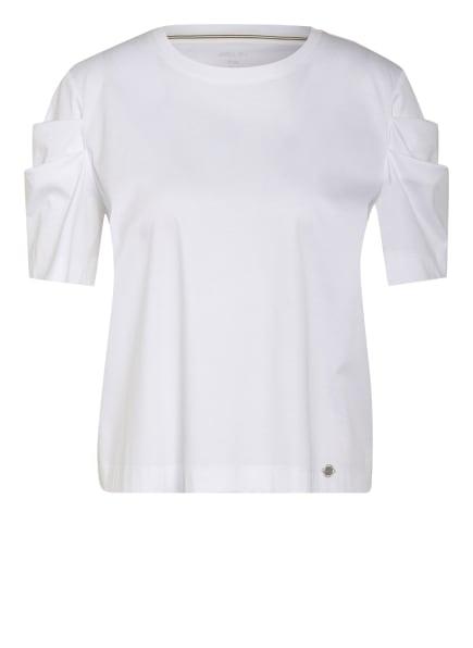 MARC CAIN T-Shirt, Farbe: 100 WHITE (Bild 1)