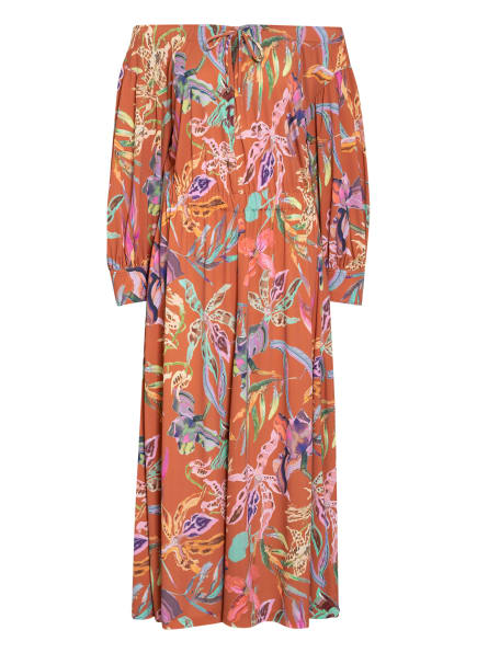 MARC CAIN Kleid, Farbe: 464 henna (Bild 1)