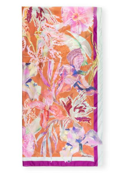 MARC CAIN Seidenschal, Farbe: 464 henna (Bild 1)