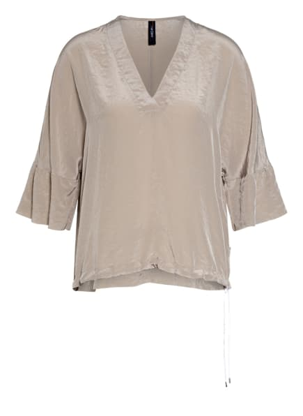 MARC CAIN Blusenshirt mit 3/4-Arm, Farbe: 606 hazel wood (Bild 1)