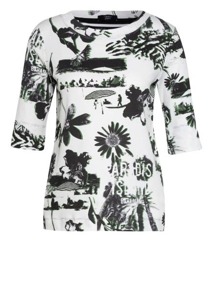 MARC CAIN T-Shirt, Farbe: 190 white and black (Bild 1)