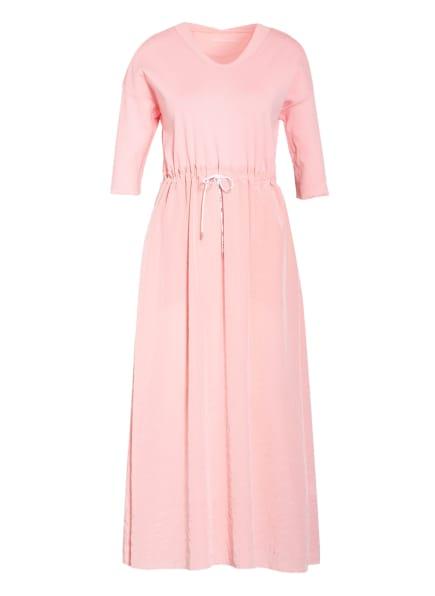 MARC CAIN Kleid im Materialmix, Farbe: 231 mocktail (Bild 1)