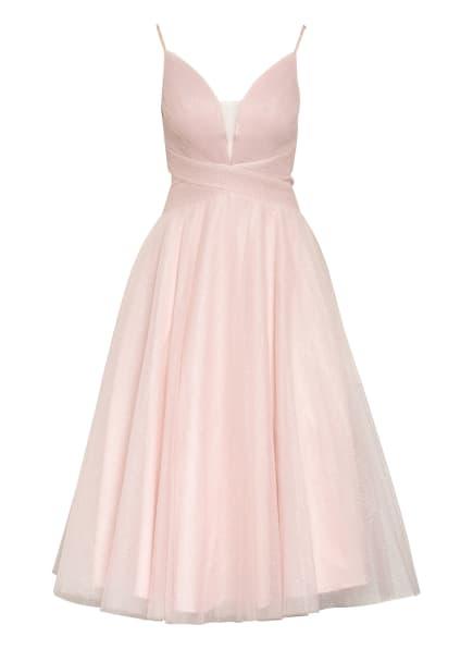 MASCARA Abendkleid mit Stola, Farbe: ROSÉ (Bild 1)