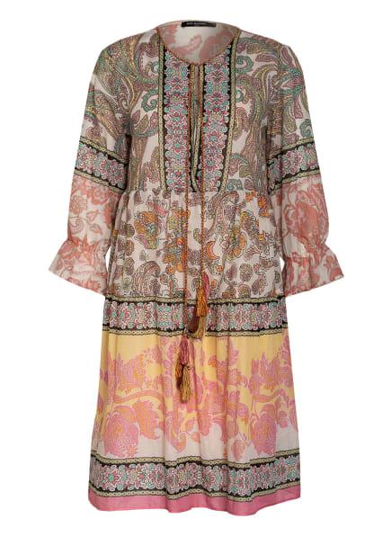 ana alcazar Kleid mit 3/4-Arm , Farbe: HELLROT/ ROSA/ NUDE (Bild 1)
