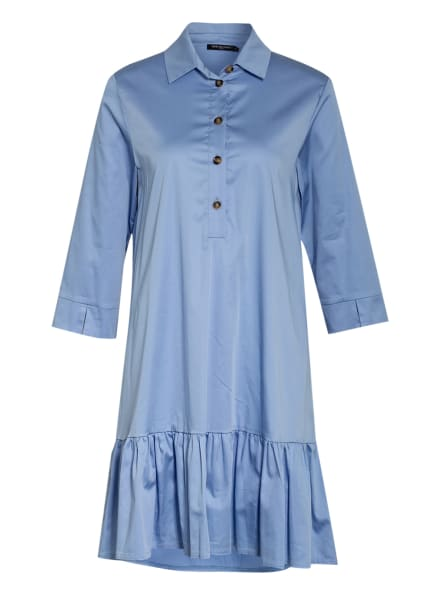 ana alcazar Kleid mit 3/4-Arm, Farbe: HELLBLAU (Bild 1)