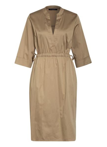 ana alcazar Kleid mit 3/4-Arm , Farbe: BEIGE (Bild 1)