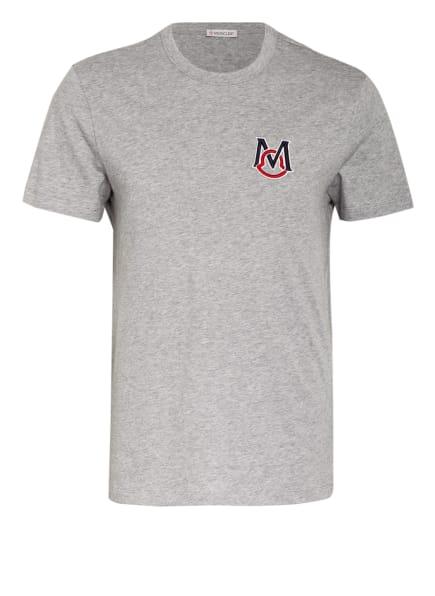 MONCLER T-Shirt, Farbe: GRAU (Bild 1)