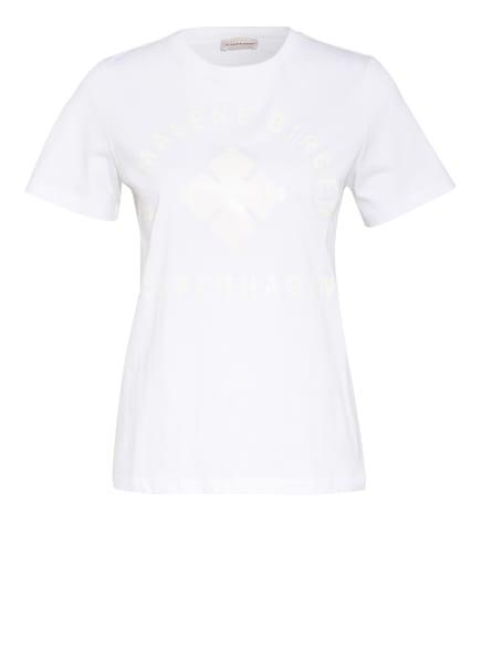 BY MALENE BIRGER T-Shirt DESMOS, Farbe: WEISS (Bild 1)